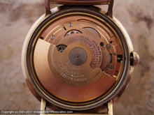 Load image into Gallery viewer, Croton Nivada Grenchen 'Aquamatic' in Elegant Tapered Case, Automatic, 34mm