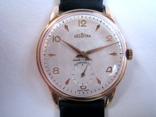 Load image into Gallery viewer, Huge Delbana Textured Dial, Manual, Whopping 38mm
