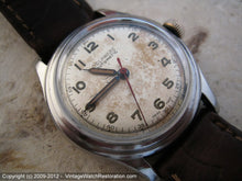 Load image into Gallery viewer, Delaware (Rodana) Patina Dial with Second Tick Markers, Automatic, 33.5mm