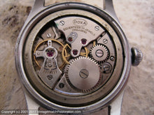 Load image into Gallery viewer, WWII Era Doxa with Military Style Dial, Manual, 32mm