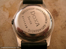 Load image into Gallery viewer, Doxa Incabloc with Silver Chevron Markers, Automatic, Large 35mm