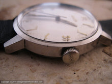 Load image into Gallery viewer, Classic Large Doxa with Silver Dial, Manual, Large 35mm