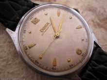Load image into Gallery viewer, Doxa Antimagnetique with Nice Patina Dial, Manual, Large 35mm