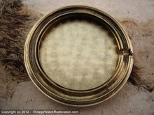 Load image into Gallery viewer, Large Classic 14K Gold Doxa, Manual, Large 35mm