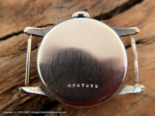 Load image into Gallery viewer, Doxa Antimagnetique with Handsome Rusty-Amber Patina, Manual, Large 33.5mm