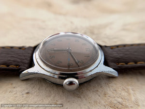 E. Borel 'Sport and Super' with Deep Copper Dial, Manual, 31mm