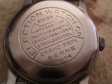 Load image into Gallery viewer, Two Tone Parchment Dial Election Grand Prix, Manual, 32mm
