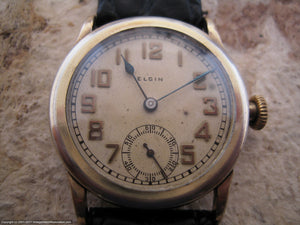 Elgin Very Early Model c.1915, Manual, 31mm