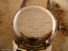 Load image into Gallery viewer, Ernest Borel Incastar Pie Pan with Date, Automatic, 32.5mm