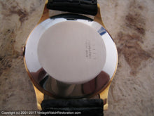 Load image into Gallery viewer, Magnificent NOS Eska Two-Tone Dial, Manual, Large 36mm