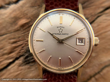 Load image into Gallery viewer, Eterna-Matic 'Birks' Pie-Pan Dial with Date, NOS, Automatic, 33.5mm