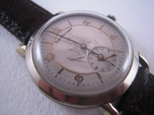 Load image into Gallery viewer, Very Large Girard-Perregaux with St. Christopher Dial Design, Manual, Very Large 38mm