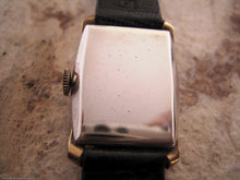 Load image into Gallery viewer, Gruen 'Veri-Thin' Copper and Gold Roman Dial with Ribbon Style Case, Manual, 23x33.4mm