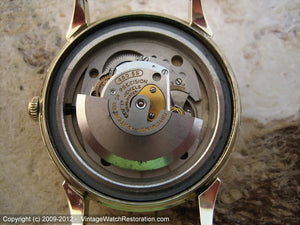 Splendid Two Tone Gruen 'Continental', Automatic, Large 34mm