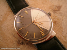 Load image into Gallery viewer, Rare Hamilton Two-Tone Asymmetrical Dial, Automatic, 34mm