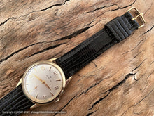 Load image into Gallery viewer, Hamilton Cal 686 Classic Sixties Gem Dial with Lizard Strap, Manual, 32mm