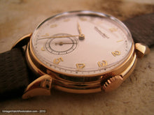 Load image into Gallery viewer, Rose Gold 14K Cal 83 IWC, Manual, Very Large 37mm