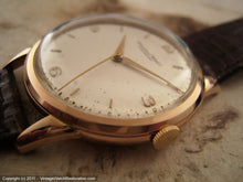 Load image into Gallery viewer, Stellar Cal 89 18K Rose Gold IWC, Manual, Very Large 36mm