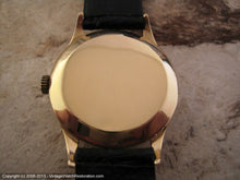 Load image into Gallery viewer, 18K Yellow Gold Cal 89 Pearl White Dial, Manual, 33.5mm