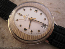 Load image into Gallery viewer, Minty and Most Unusual Oval Dial LeCoultre, Manual, 33.5mm
