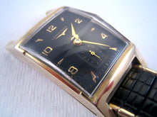 Load image into Gallery viewer, Longines Art Deco Curvex, Manual, 23mmx39mm
