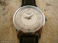Load image into Gallery viewer, Two-Tone Longines with Small Dauphine Hands, Manual, 34mm