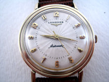 Load image into Gallery viewer, Longines Sunburst Design, Automatic, 34mm