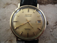 Load image into Gallery viewer, Longines Admiral Five Star with Date, Automatic, Large 35mm