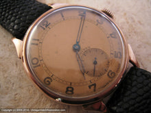 Load image into Gallery viewer, 9K Rose Gold Longines WWII Era Classic, Manual, 33.5mm