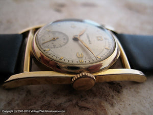 Longines Original Dial Set in 'Way Cool' Case, Manual, 27x39.5mm