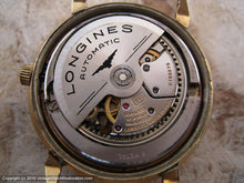 Load image into Gallery viewer, Longines Original Dial with Raised Faceted Numbers, Automatic, Large 35mm