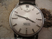Load image into Gallery viewer, Longines Grand Prize with Date at 12 o'clock, Automatic, 33.5mm