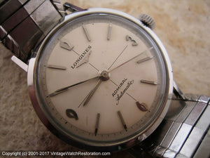 Longines Admiral 1200 - Original Dial, Automatic, 33.5mm