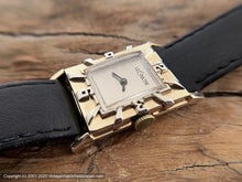 Load image into Gallery viewer, LeCoultre 14K Gold Art Deco Bezel Number, Manual, 24x36mm