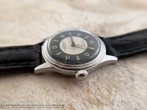 Marden in Black & Ivory Dial, Manual, 31.5mm