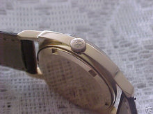 Load image into Gallery viewer, Movado Kingmatic Surf 18K Gold, Automatic, Smaller 30mm