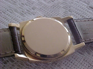 Movado Kingmatic Surf 18K Gold, Automatic, Smaller 30mm