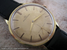 Load image into Gallery viewer, Movado Classic with Original Golden Dial, Manual, Large 34mm