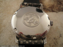 Load image into Gallery viewer, White/Silver Omega Seamaster, Automatic, Large 35mm