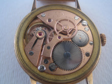 Load image into Gallery viewer, 18K Rose Gold Omega 2-Tone with Solid Gold Bracelet, Manual, Huge 37mm