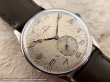 Load image into Gallery viewer, Omega Original WWII Era with Warm Patina, Manual, Large 35mm