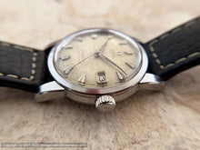 Load image into Gallery viewer, Early and Original Omega Seamaster 'Calendar', Automatic, Large 34.5mm