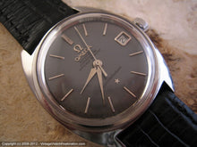 Load image into Gallery viewer, Stainless Omega Constellation Chronometer with Date, Automatic, Large 34mm