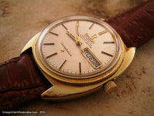 Load image into Gallery viewer, Omega Chronometer Constellation Tonneau Day/Date, Automatic, Large 35mm