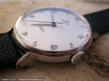 Load image into Gallery viewer, Large Elegant WWII Era Omega 30T2SC, Manual, Very Large 35mm