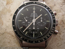 Load image into Gallery viewer, Minty Omega Speedmaster 'Moon Watch' with Black Dial, Manual, Huge 42mm