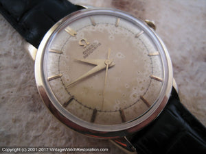 Omega Fifties Calibre 354 Bumper, Automatic, 32.5mm