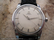 Load image into Gallery viewer, Early Omega Seamster Bumper, Automatic, Large 34mm