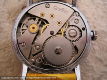 Load image into Gallery viewer, Magnificent Silver Dial 21 Rubis Omikron Wehrmachtswerk (army movement), Manual, Large 35mm