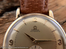 Load image into Gallery viewer, Omega Bumper Golden Dial, Automatic, Large 35mm